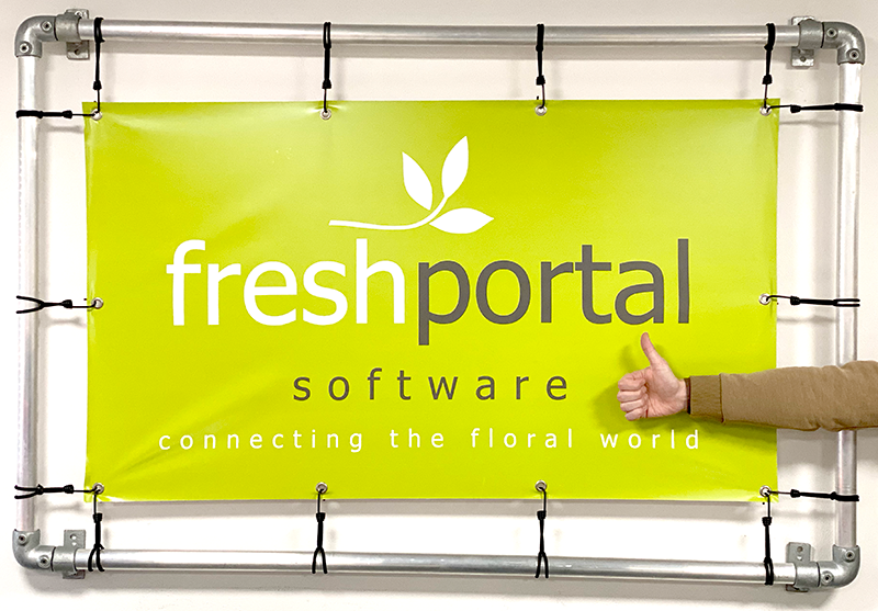 FreshPortal Software: probleemloze integratie Floriday